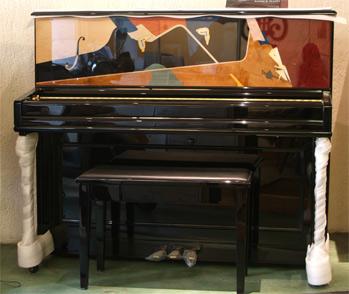 Piano montres molles de Dali