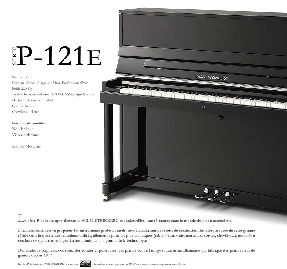 Wilh Steinberg P121