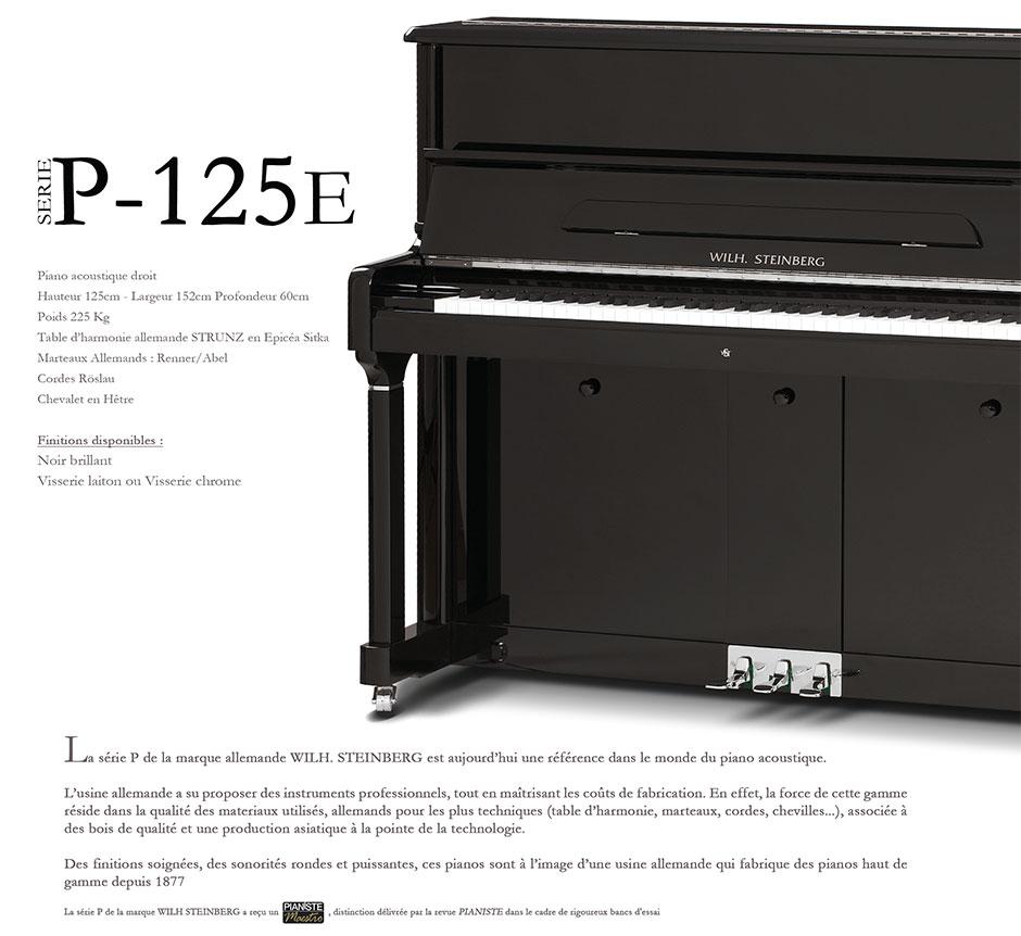 Wilh Steinberg P125