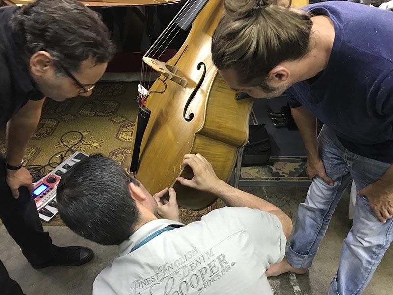 Sébastien Roskosz luthier à Marseille