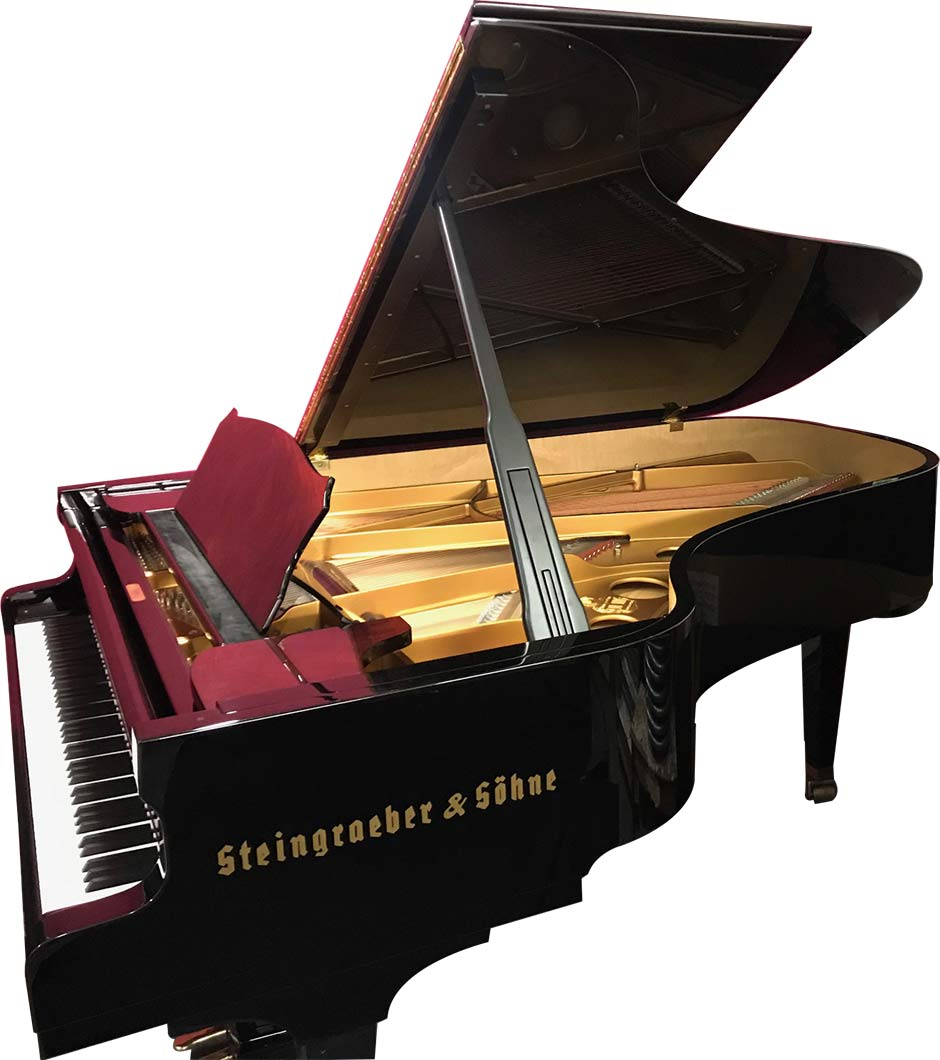Piano de concert 1/2 queue Steingraeber & Söhne C212 d'occasion