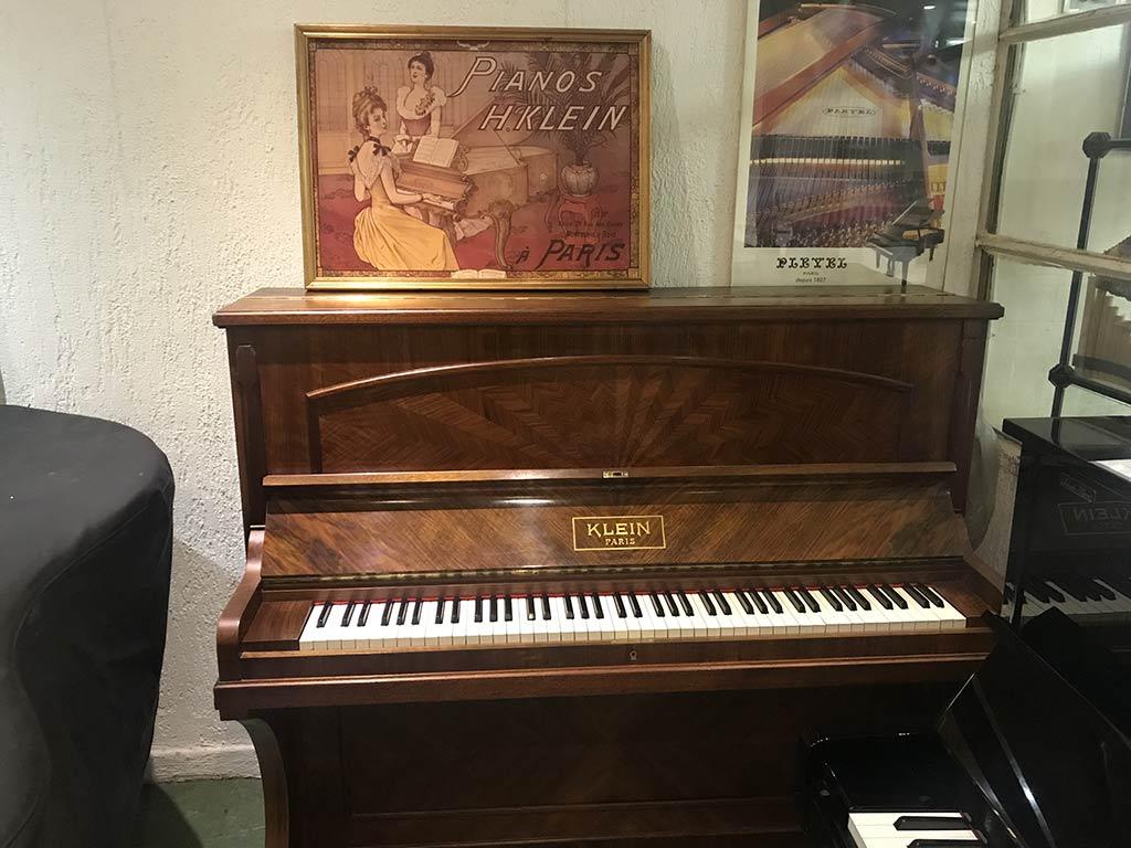 Piano Klein 1932